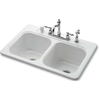 33 x 22 Kitchen Sink