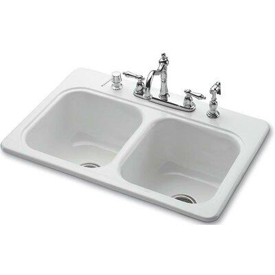 33 x 22 Kitchen Sink