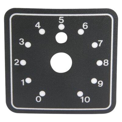 Attenuator Plate Mount