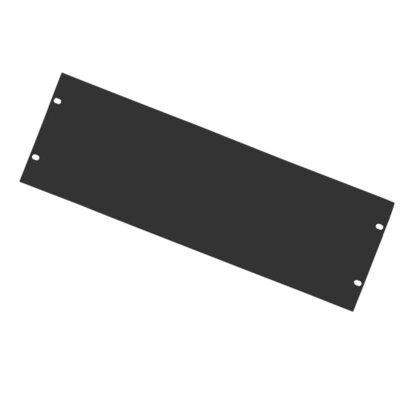 4 RU Blank Panel
