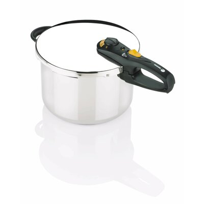 Fagor Duo Stainless Steel Pressure Cooker - Size: 10 Quart at Sears.com