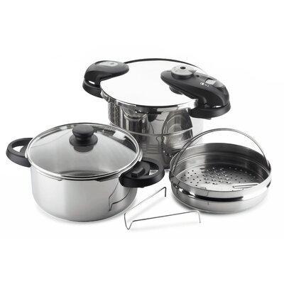 Futuro Pressure Cooker Set