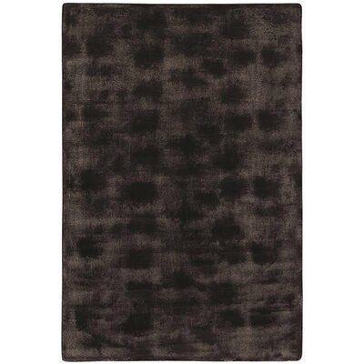 Animal Hide Brown/Black Fur Area Rug Rug Size: 56 x 86