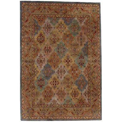 Artios Brown Area Rug Rug Size: 5 x 8