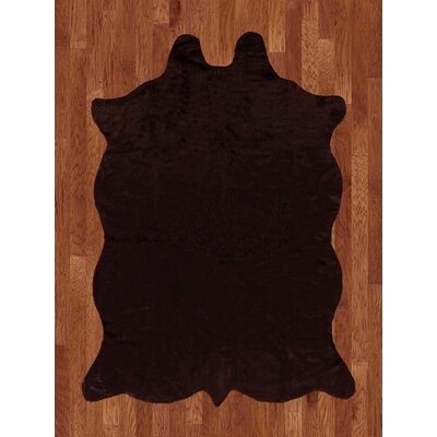 Chanler Brown Area Rug Rug Size: 5 x 7