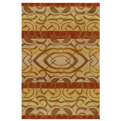 Esquire Floral Area Rug Rug Size: 5