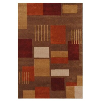 Esquire Stripe Area Rug Rug Size: 8 x 106