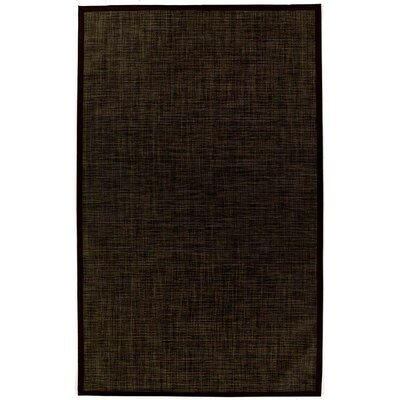 Brown Indoor/Outdoor Area Rug Rug Size: 6 x 9