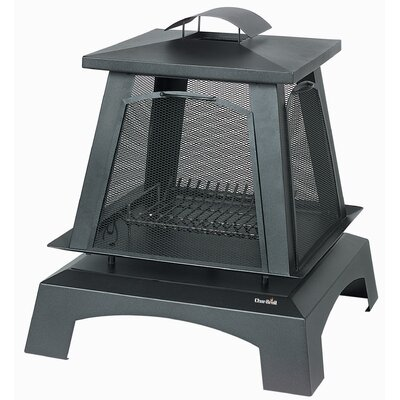 CharBroil Trentino Pagoda Fireplace at Sears.com