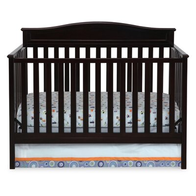 Larkin 4-in-1 Convertible Convertible Nursery Set DEL1744