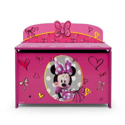 Minnie Mouse Deluxe Toy Box TB84956MN