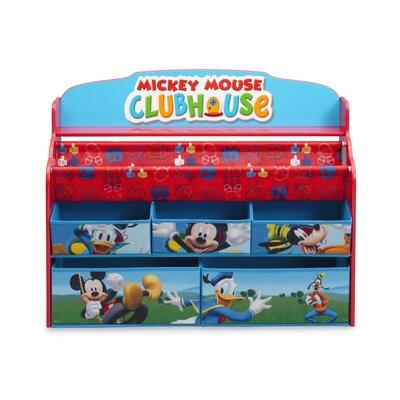 Delta Children Disney Princess Book Toy Organizer Tb84655ps 999