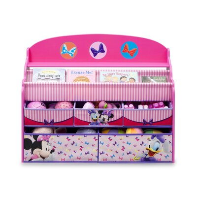 Deluxe Book and Toy Organizer TB84980MN