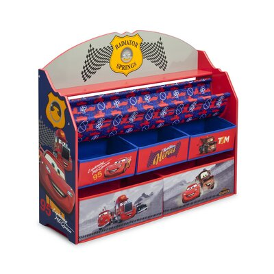 Deluxe Book and Toy Organizer TB84993CR_1010