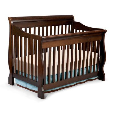 Canton Convertible Crib Finish: Espresso Cherry 7888_205