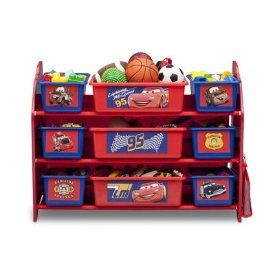 Cars Toy Organizer TB84997CR