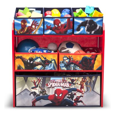 Spider-Man Toy Organizer TB83226SM