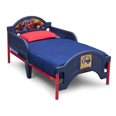 Spider-Man Convertible Toddler Bed BB87067SM