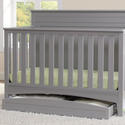 Arch Storage Trundle Color: Grey