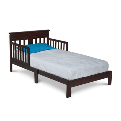 Scottsdale Convertible Toddler Bed Color: Black Cherry