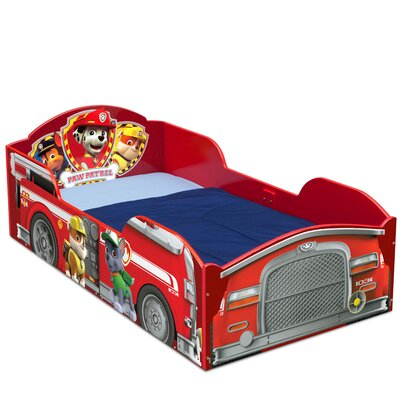 Nick Jr. PAW Patrol Toddler Bed BB87055PW-1121