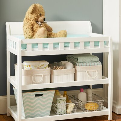 Delta Children Bentley Changing Table Finish: White