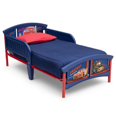Disney/Pixar Convertible Toddler Bed