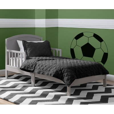 Abby Toddler Bed Color: Grey