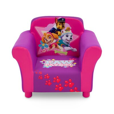 Nick Jr. PAW Patrol Skye and Everest Armchair