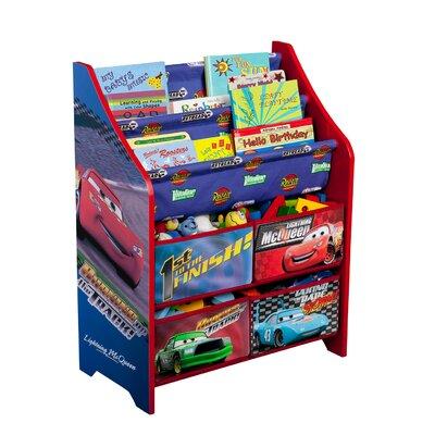 Delta Children Disney Pixar's Book & Toy Organizer TB84627CR_999