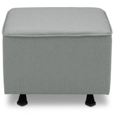 Nursery Glider Cube Ottoman Upholstery: Sea Breeze
