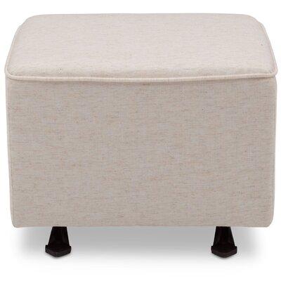 Nursery Glider Cube Ottoman Upholstery: Sand