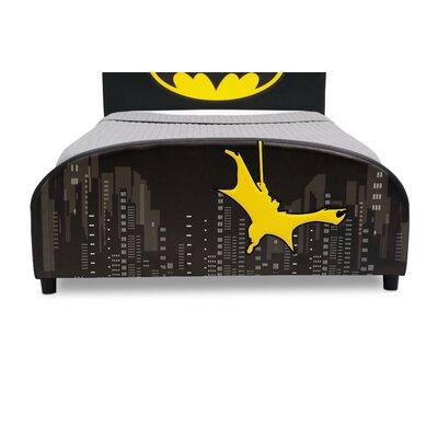 DC Comics Batman Twin Platform Bed