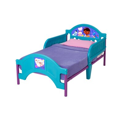 Disney Doc McStuffins Convertible Toddler Bed