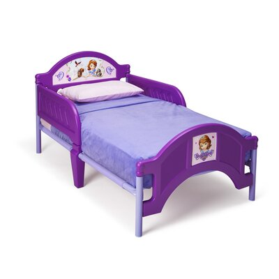 Delta Children Disney Sofia the First Toddler Bed BB87199SF
