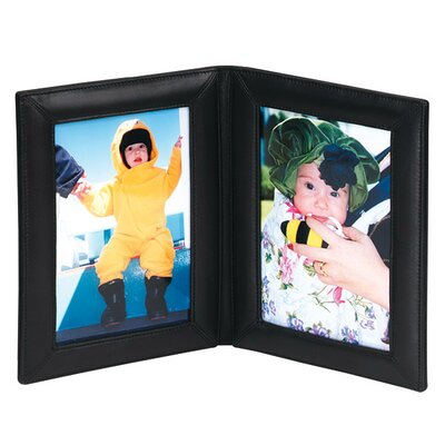 Double Picture Frame 3530+PVBLK