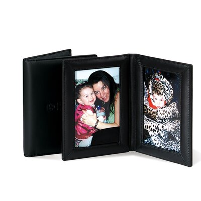 Double Picture Frame 3530+FNBLK