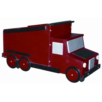Dump Truck Toy Box JKS012-2