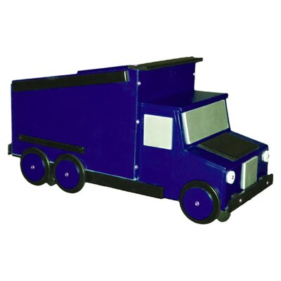 Dump Truck Toy Box JKS012-4