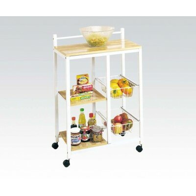 Sitara Kitchen Cart