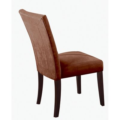 Baldwin Parson Chair Upholstery Color: Chocolate