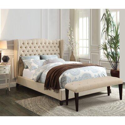 Faye Full Panel Bed