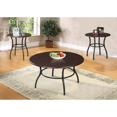 Urika 3 Piece Coffee Table Set