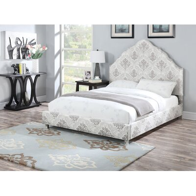Clarisse Upholstery Panel Bed