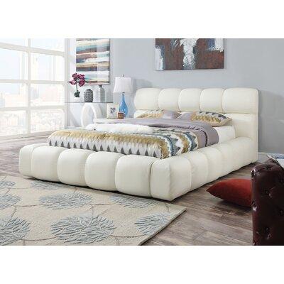 Acacia Upholstery Platform Bed