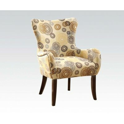 Gabir Fabric Armchair
