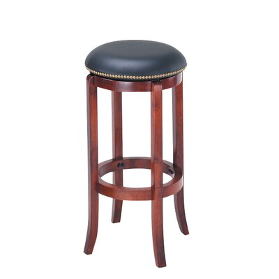 Chelsea 29 Swivel Bar Stool with Cushion