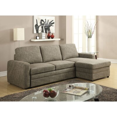 Derwyn Sleeper Sectional