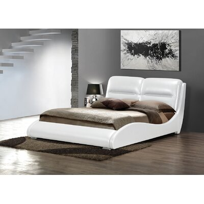 Romney Upholstery Platform Bed