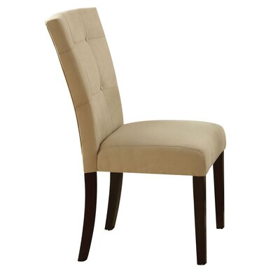 Baldwin Parson Chair Upholstery Color: Beige